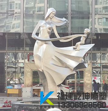 5.雕塑展现