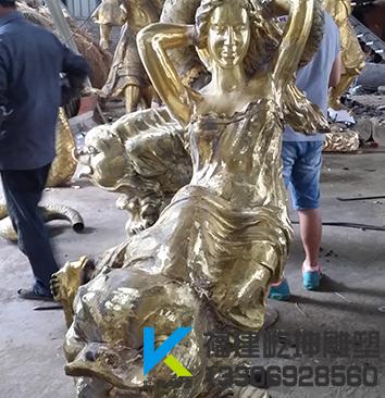 3.黄铜铸造