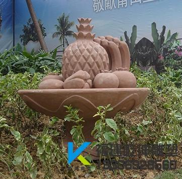 御品兰湾果品雕塑