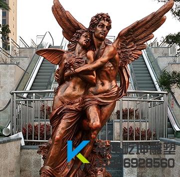 平潭山海观爱神雕塑