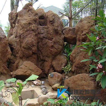 园林假山雕塑