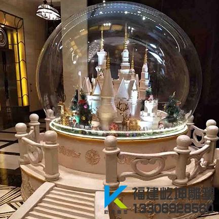 漳州泡沫雕塑
