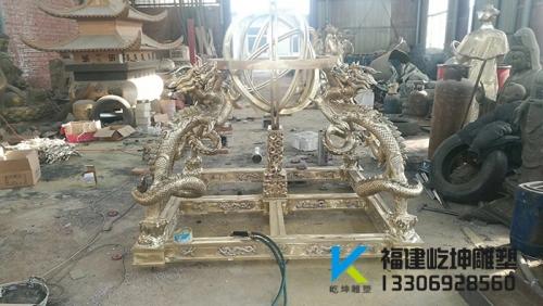 漳州铸铜雕塑