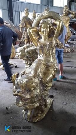 厦门铸铜雕塑厂家