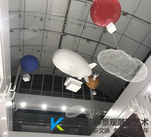福州玻璃钢雕塑定制