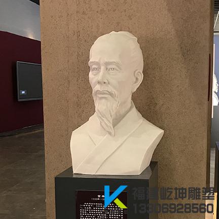 漳州石雕头像